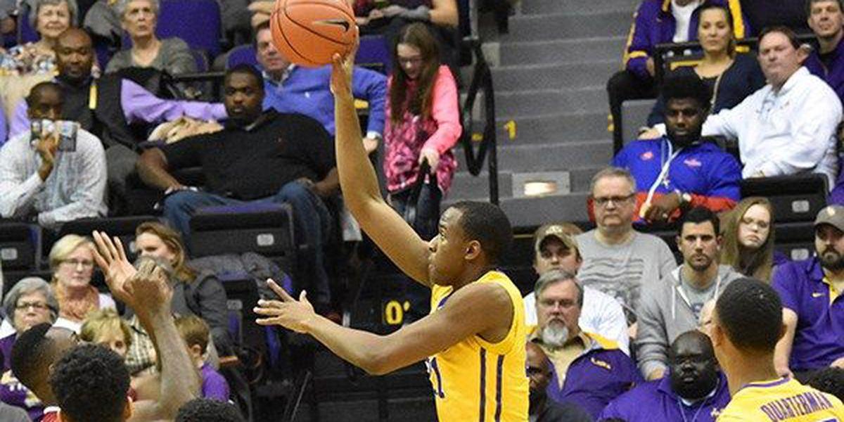Big win earns LSU a No. 7 seed in latest Bracketology