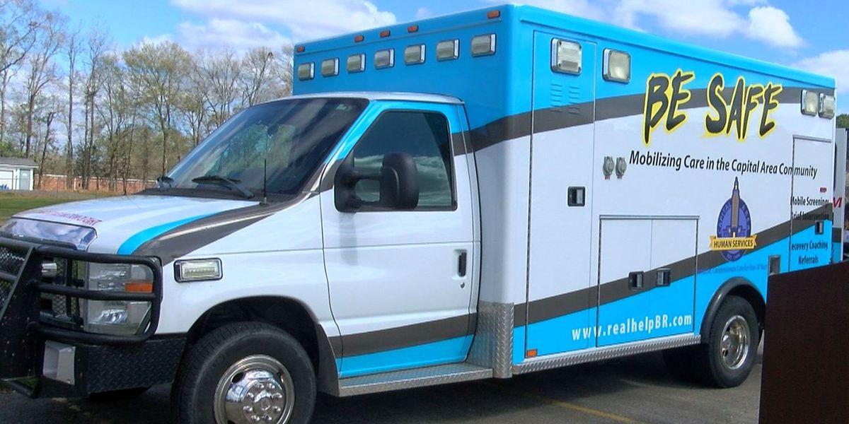 CAHS introduces Opioid Mobile Outreach Team
