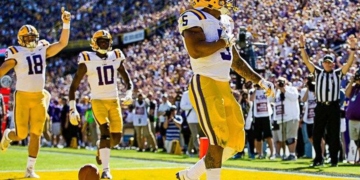 An interesting start to 2018 for the LSU football program