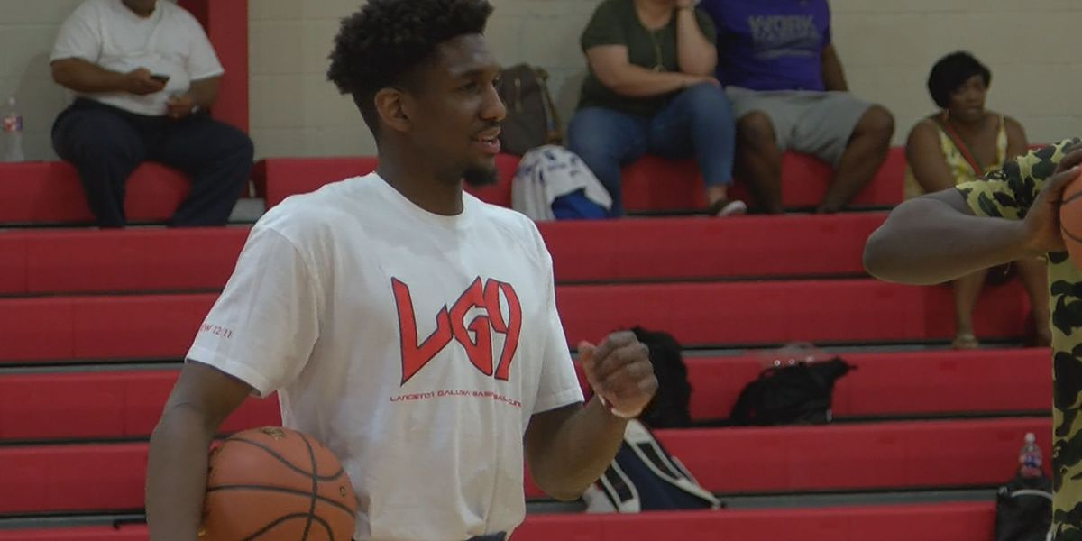Former Christian Life star and current NBA player Langston Galloway hosts annual camp