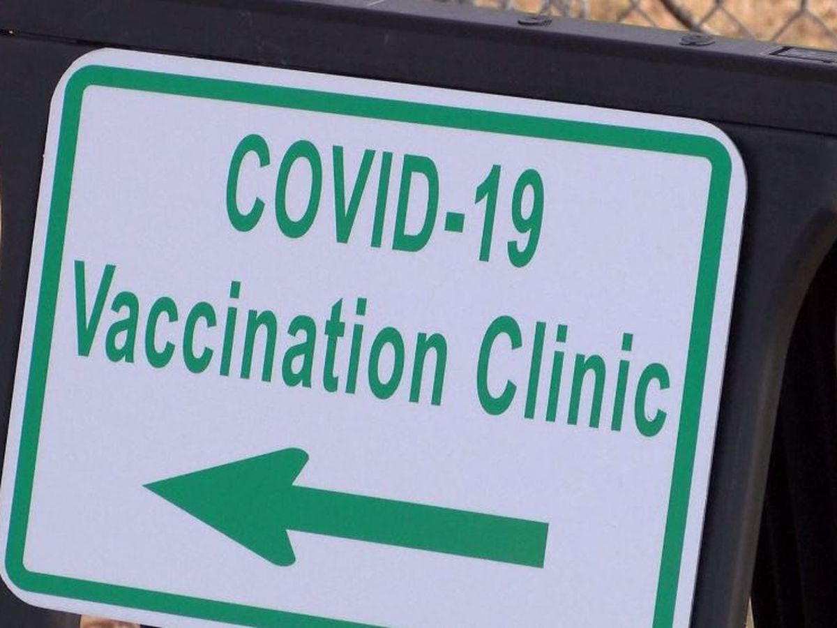 La. expands priority group for COVID-19 vaccine to include K-12 teachers, daycare workers, pregnant women