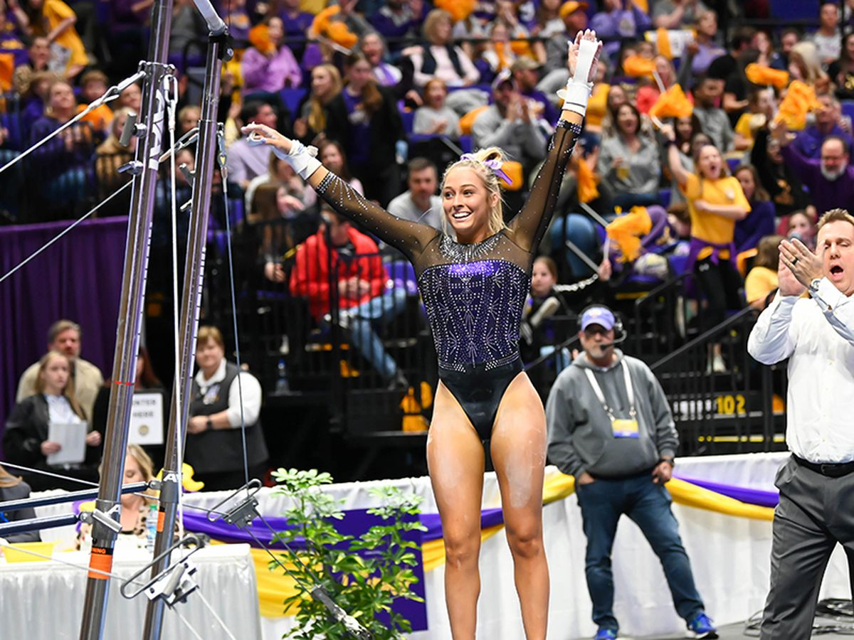 No. 6 LSU outlasts No. 18 Missouri on the road