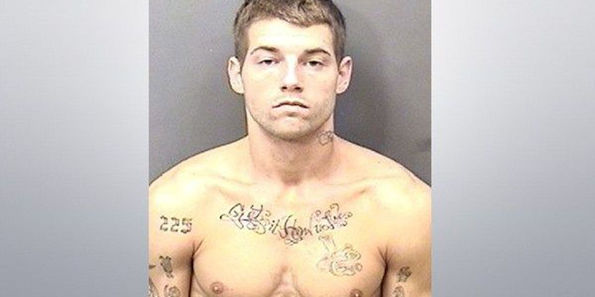 Man with 'Trill' tattoo wanted for theft, money counterfeiting
