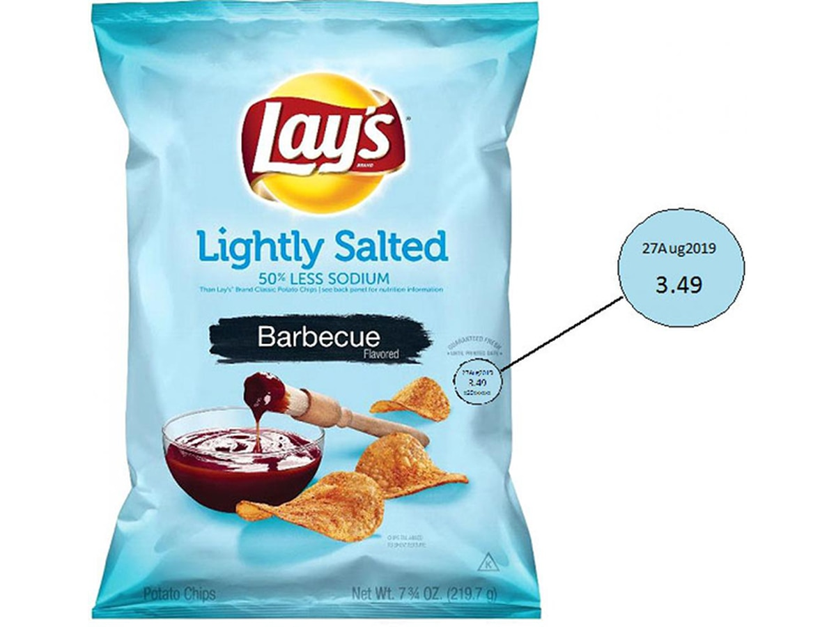 RECALL: Lay's potato chips pulled from shelves