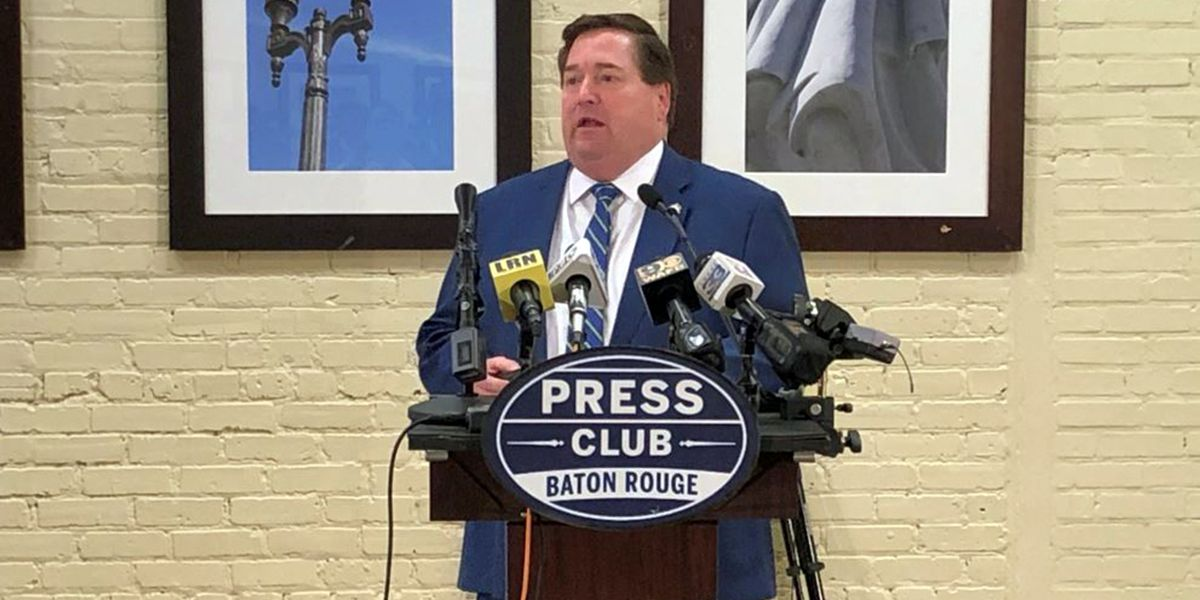 Lt. Gov. Nungesser says state's tourism industry lost $2.5 billion, laid off 109k workers due to COVID-19