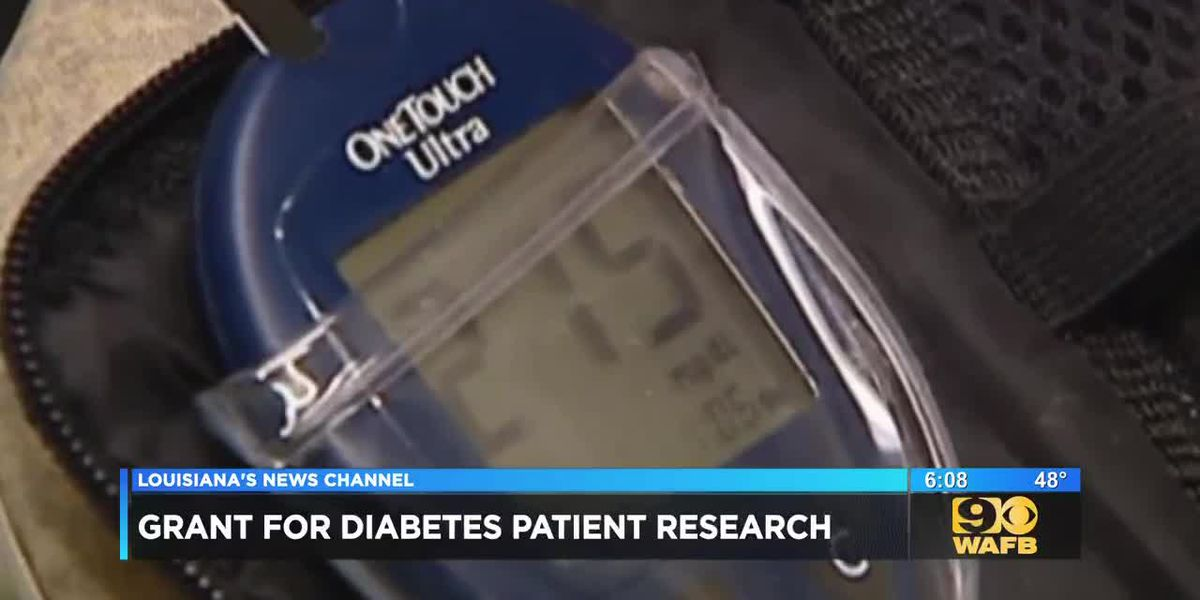 State receives grant to study patients with Type 2 diabetes