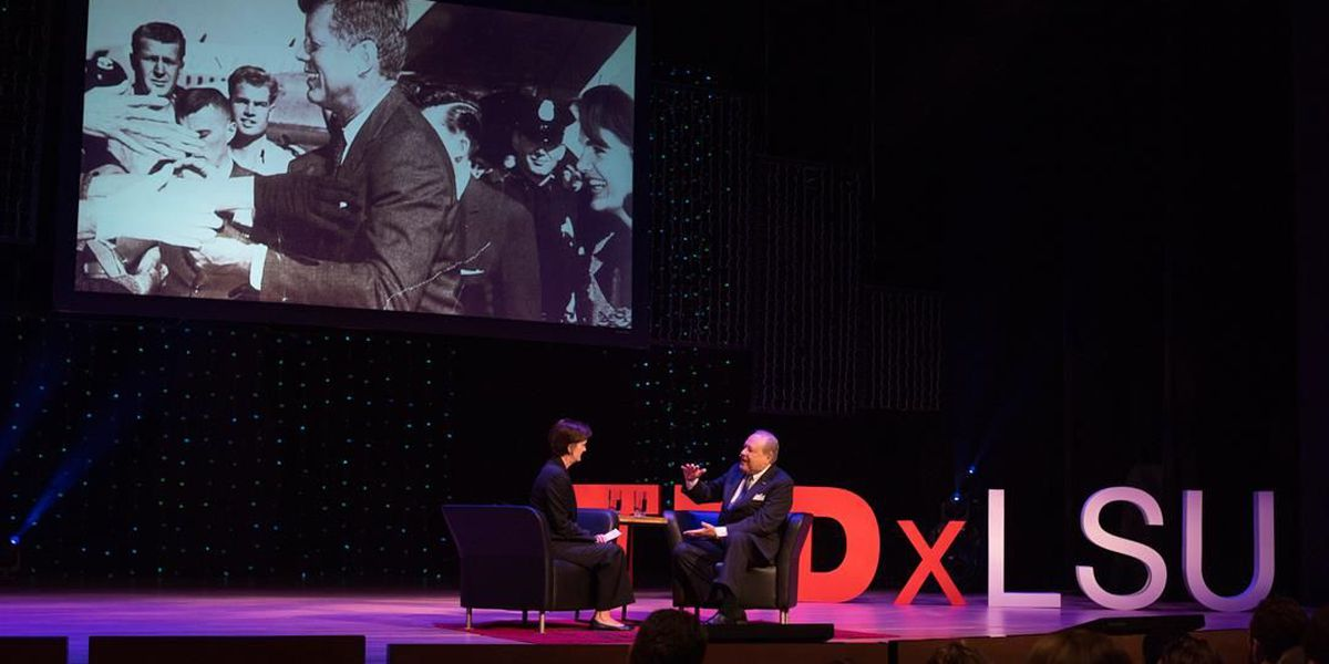 Talk of the town: TEDxLSU challenges community to #ThinkBR