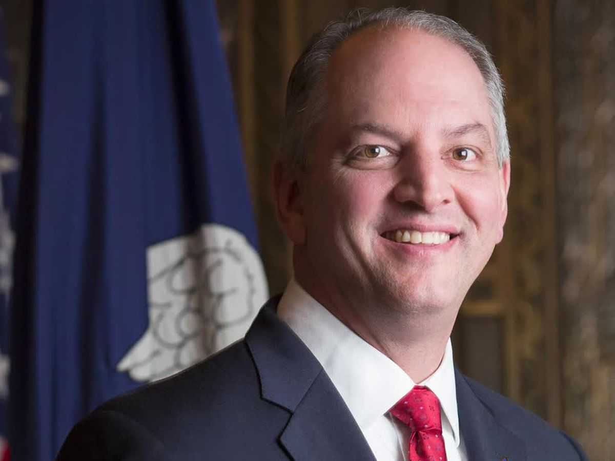 Gov. Edwards to travel to Inauguration of President-elect Joe Biden and Vice President-elect Kamala Harris