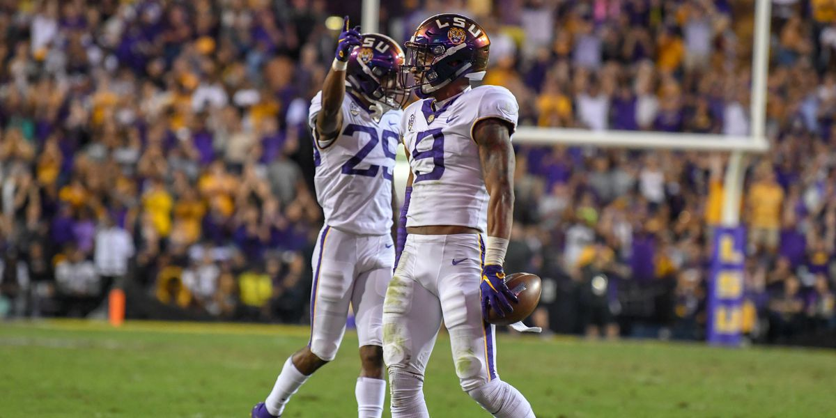 LSU safety Grant Delpit named unanimous All-American