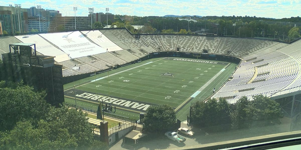 Vandy only allows 'select' few students into stadium against LSU but there's a unique way to watch it LIVE