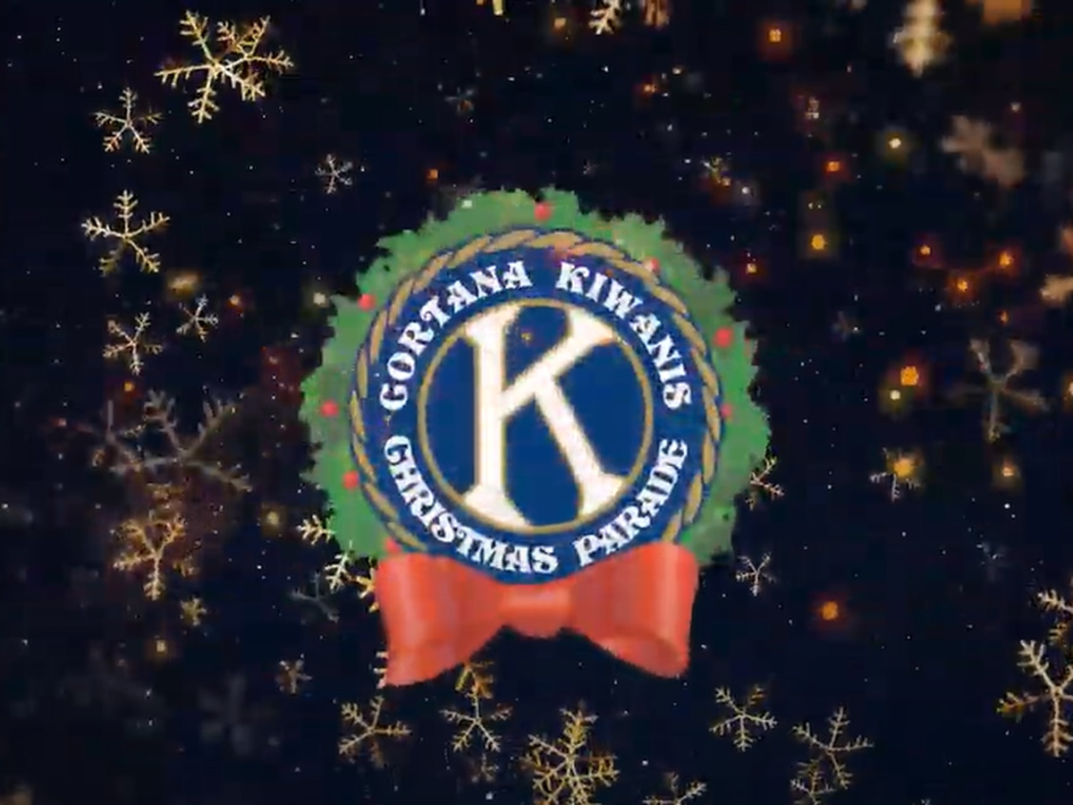 Annual Cortana Kiwanis Club Christmas parade canceled due to ongoing public health crisis