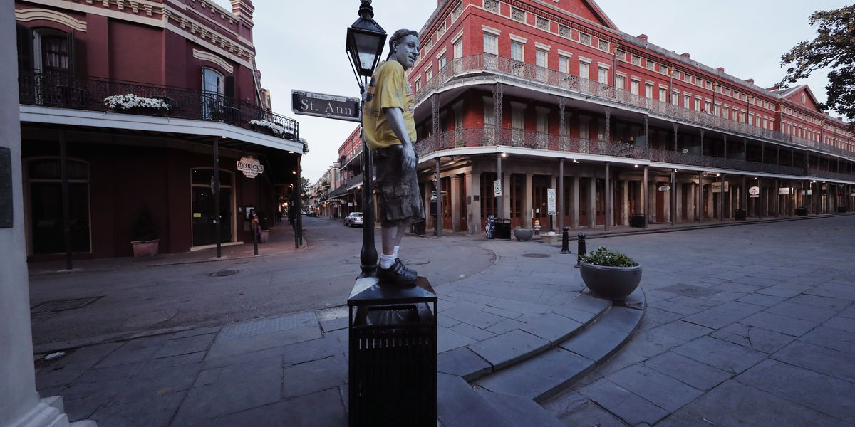 City of New Orleans will enter Modified Phase 2 Friday; businesses allowed 50 percent capacity