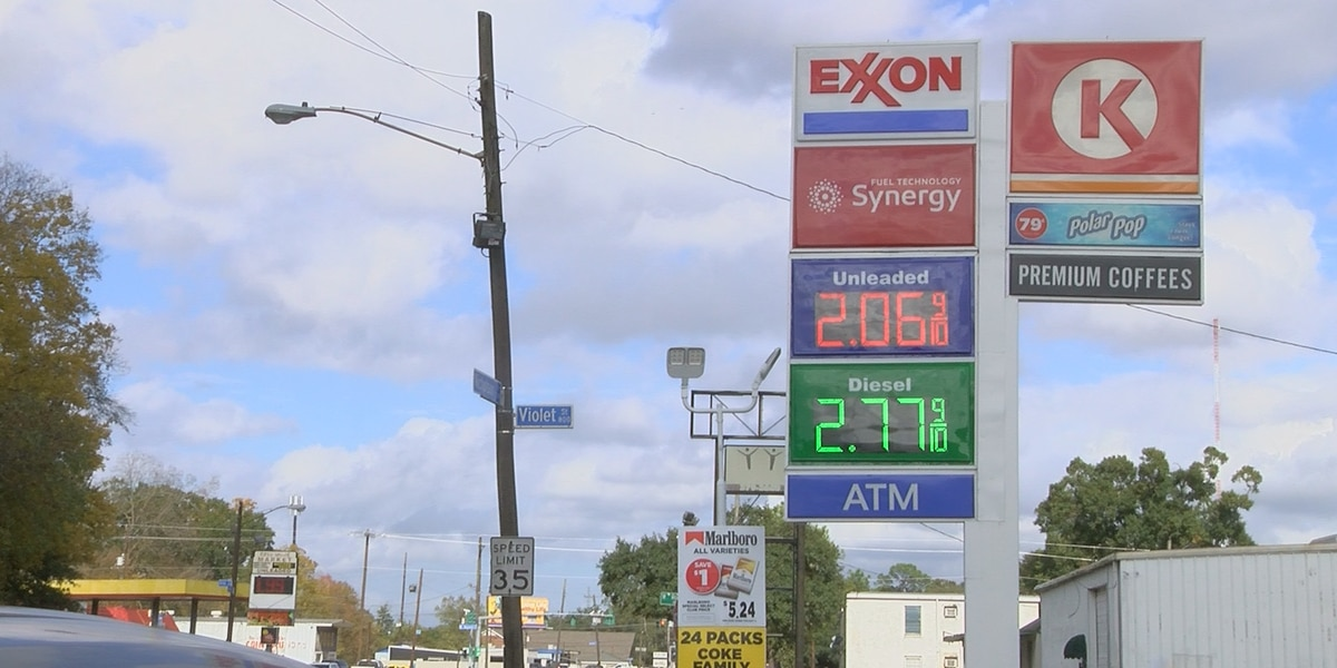 Lawmakers want to increase fuel tax to fund road improvements