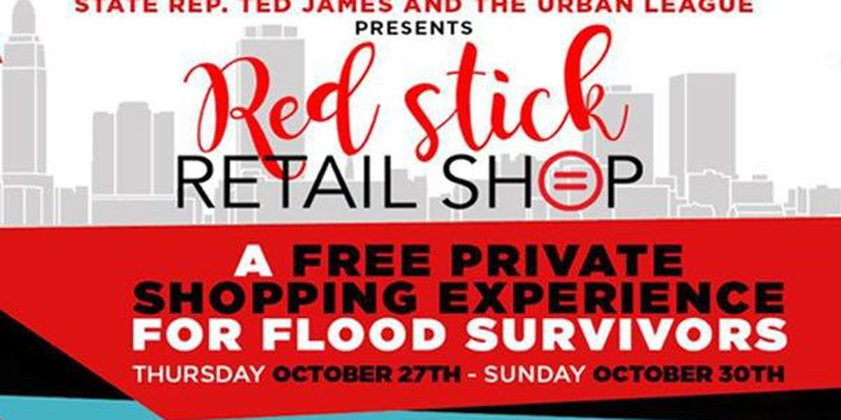 Red Stick Retail Shop out of open spaces, hopes to add additional dates