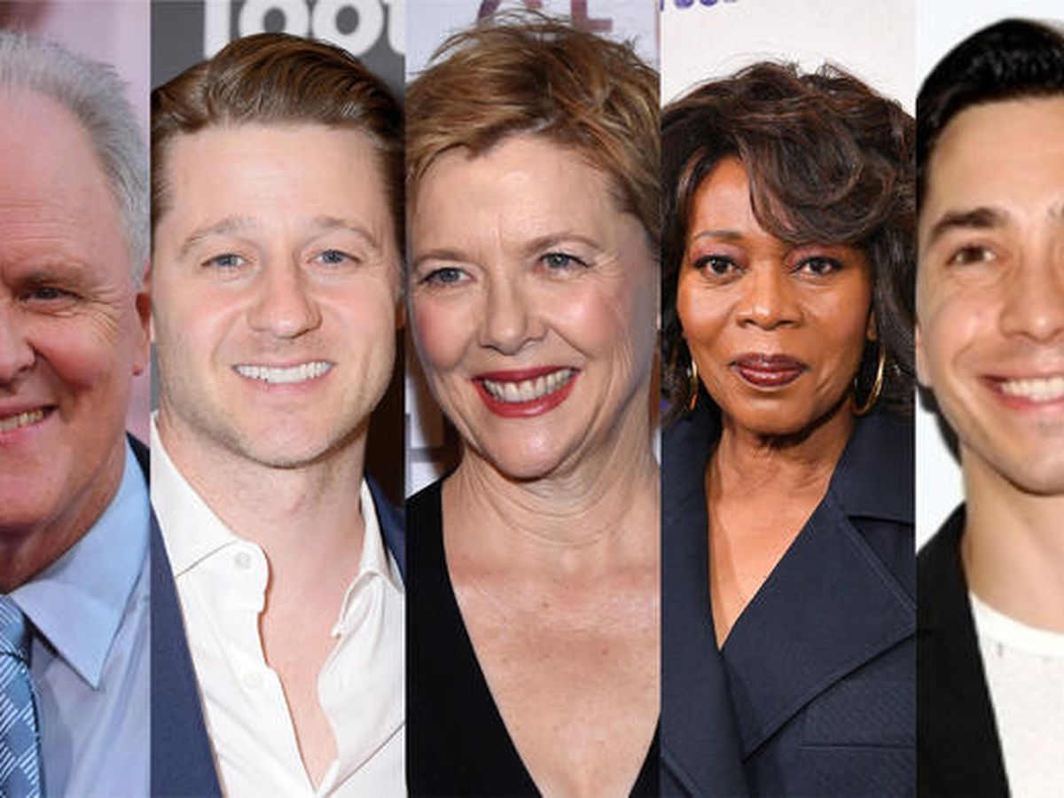 Cast of Hollywood stars to perform live reading of Mueller report tonight