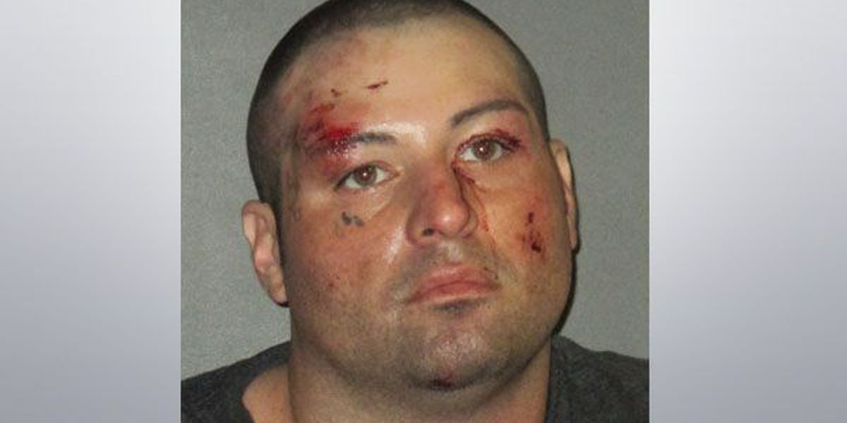 Chase that crossed two parishes ends with man's arrest