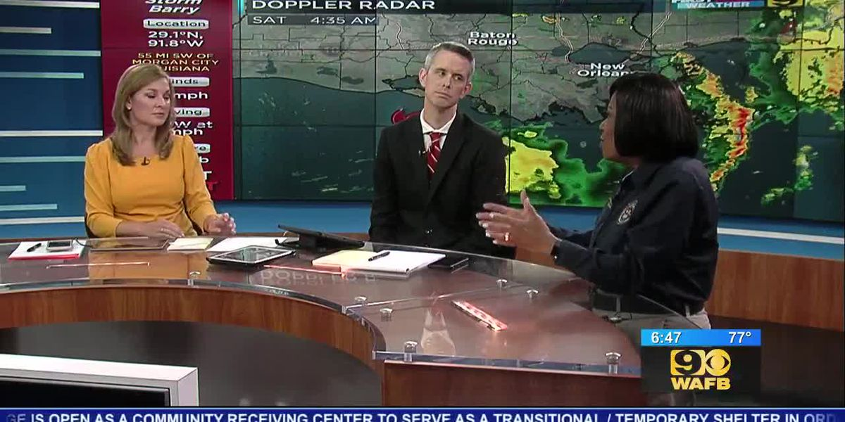 Mayor speaks on how to best stay prepared during the storm