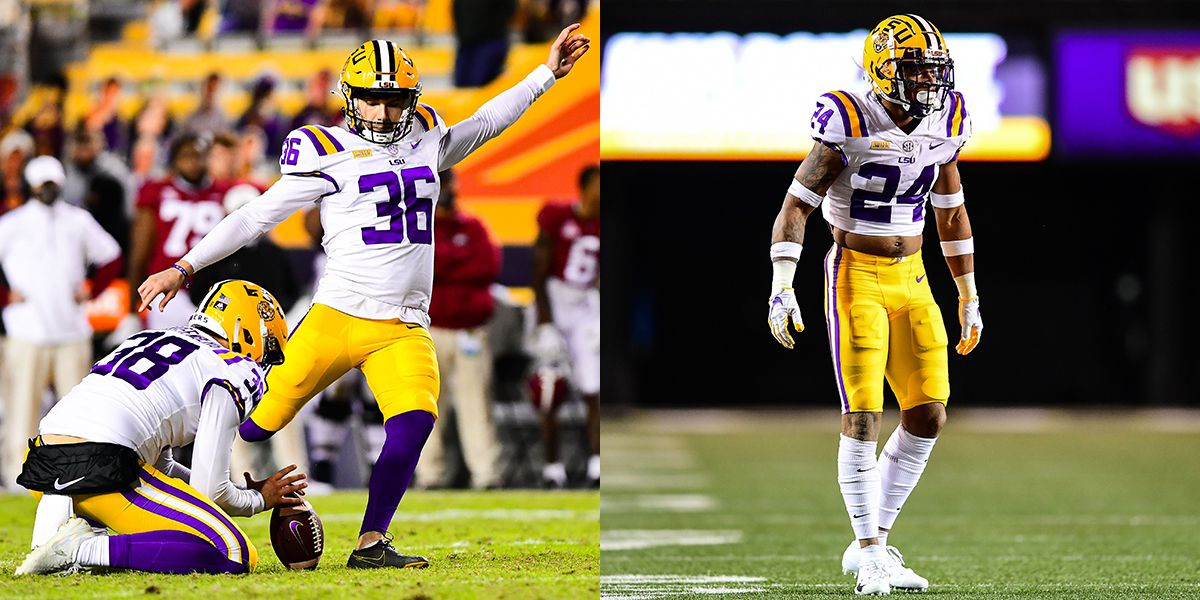 LSU's York, Stingley named 1st-Team All-SEC by coaches; Amite's DeVonta Smith named SEC Offensive Player of the Year