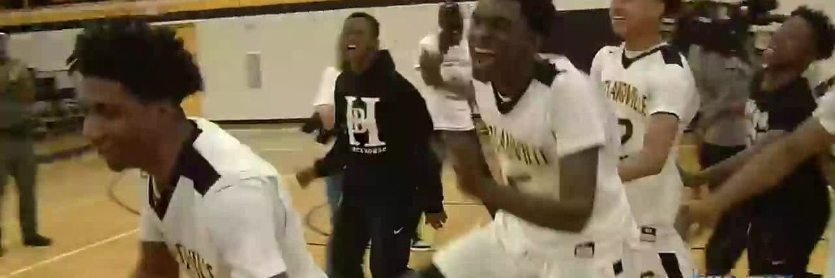 High school basketball teams fight for state championships - Part 2
