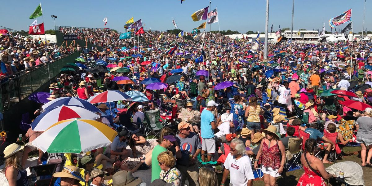 Music industry hopeful for 2021 Jazz Fest return after 2020 cancellation