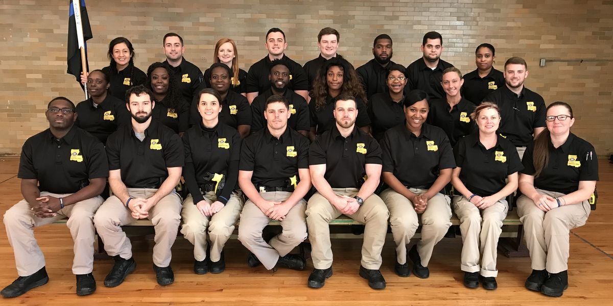 La. Department of Public Safety and Corrections welcomes 24 new graduates