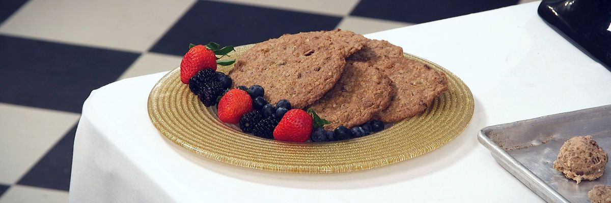 Chef John Folse's Favorite Oatmeal Cookies