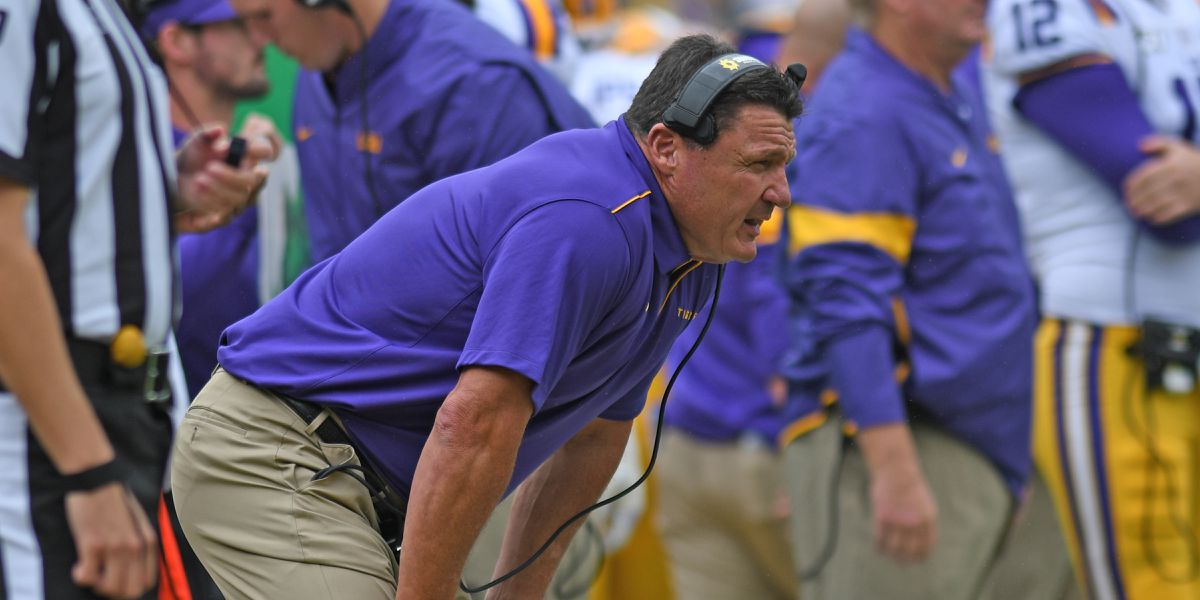 LSU recruiting continues to soar, despite COVID-19 restrictions