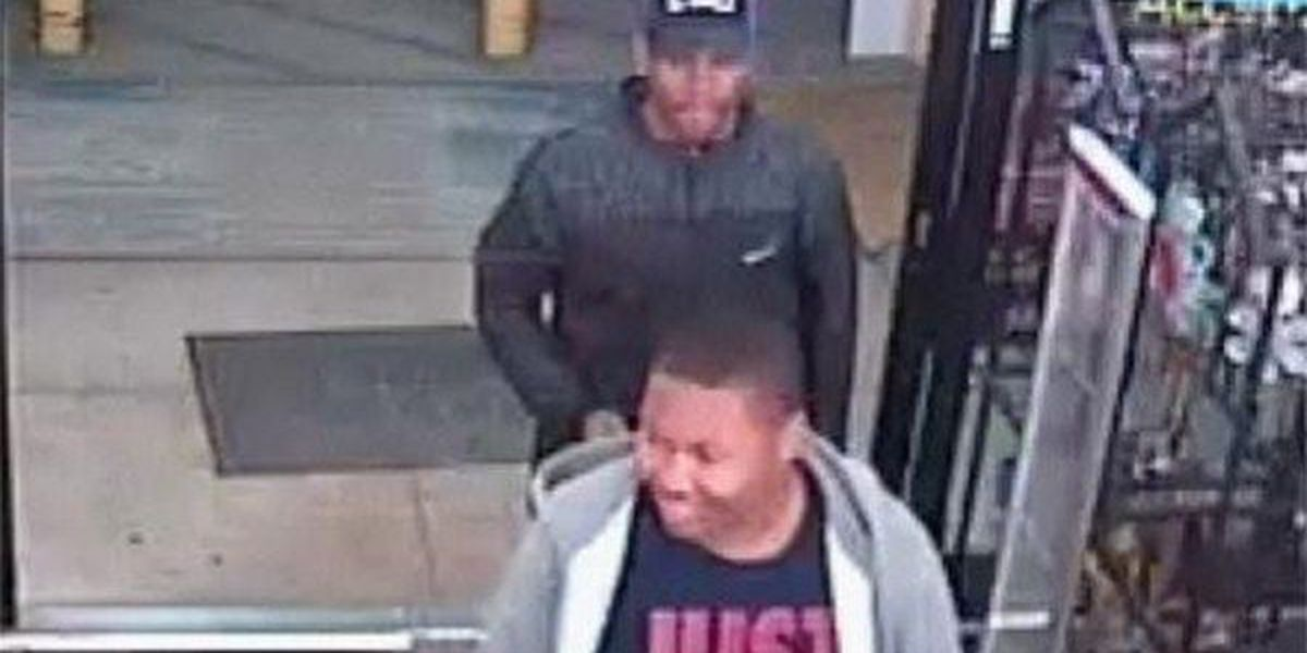 Police release surveillance images of bank card theft suspects