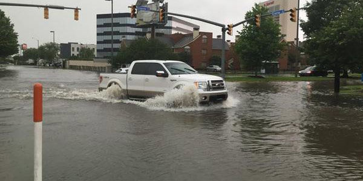 Flash flood watch expires for much of La., MS