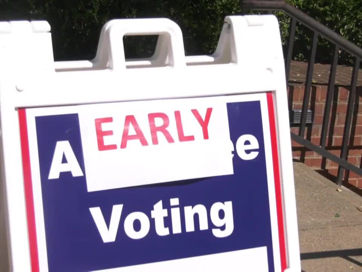 Early voting site on Coursey to be relocated over social distancing concerns