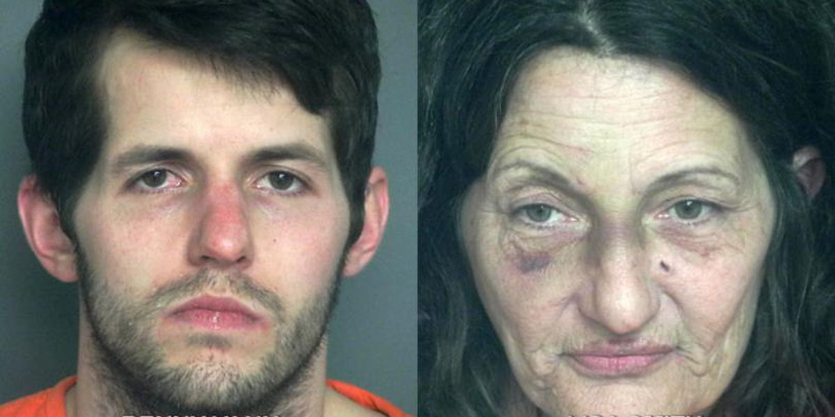 Woman does karate, son gets nude, dog steals cornbread mix from Walmart, police say