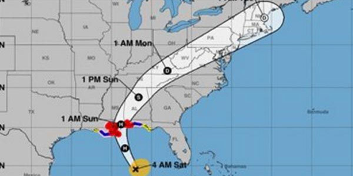 Tangipahoa officials activate EOC in anticipation of Nate landfall