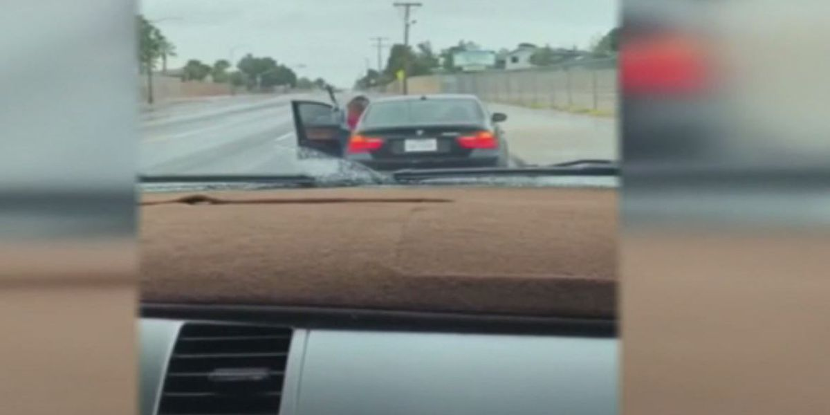 Mom hunts down 13-year-old son driving her new BMW to impress girlfriend