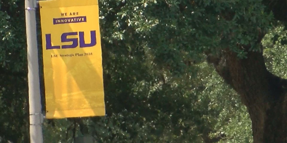 18-year-old female student found dead on LSU campus; no signs of trauma