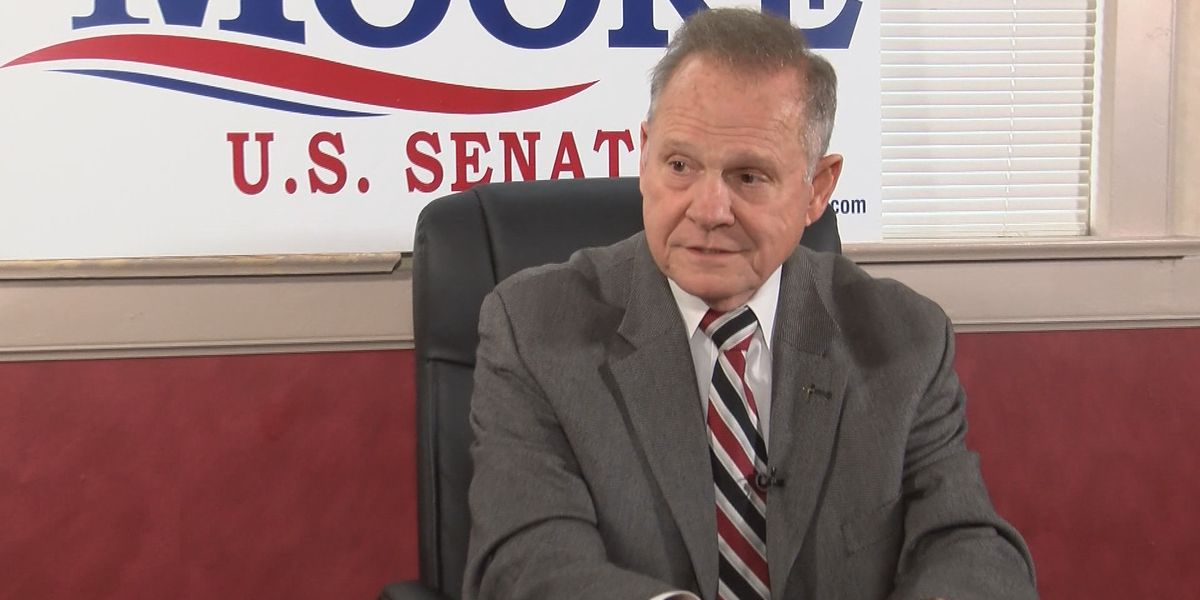 Judge Roy Moore to hold press conference about pastor charged for holding services during stay-at-home order