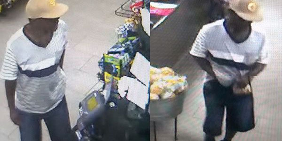 Deputies searching for man who robbed business on Nicholson