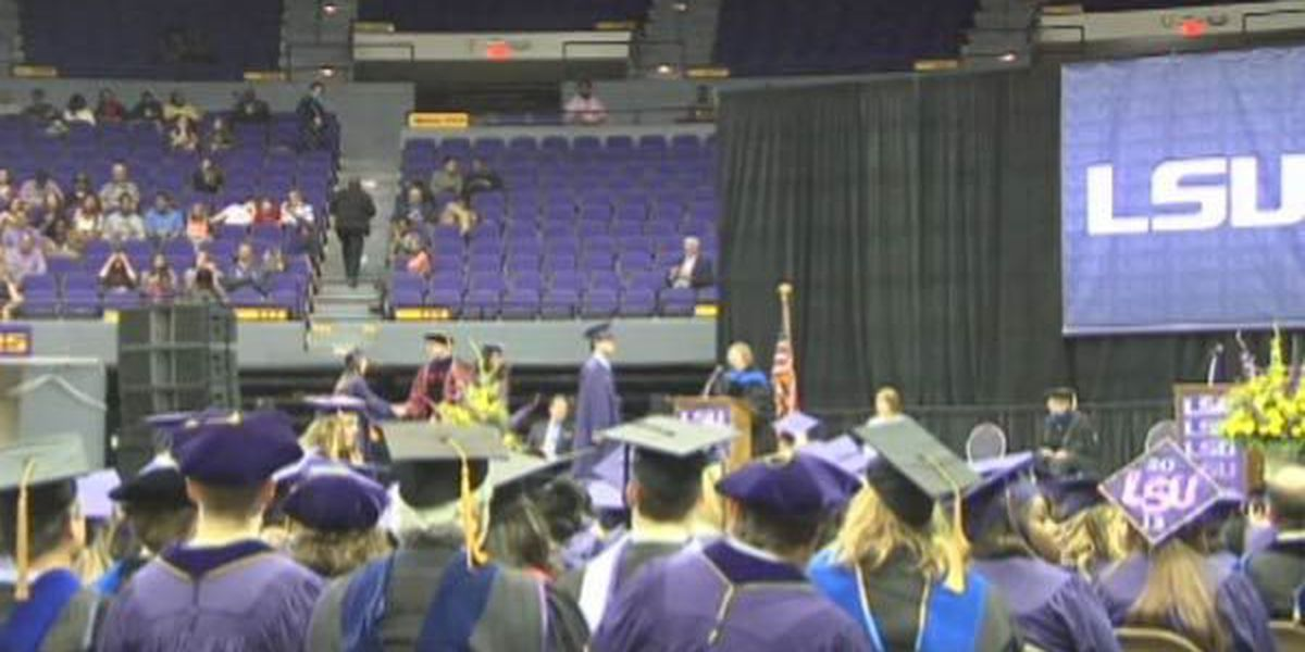 LSU to graduate over 650 students during summer commencement