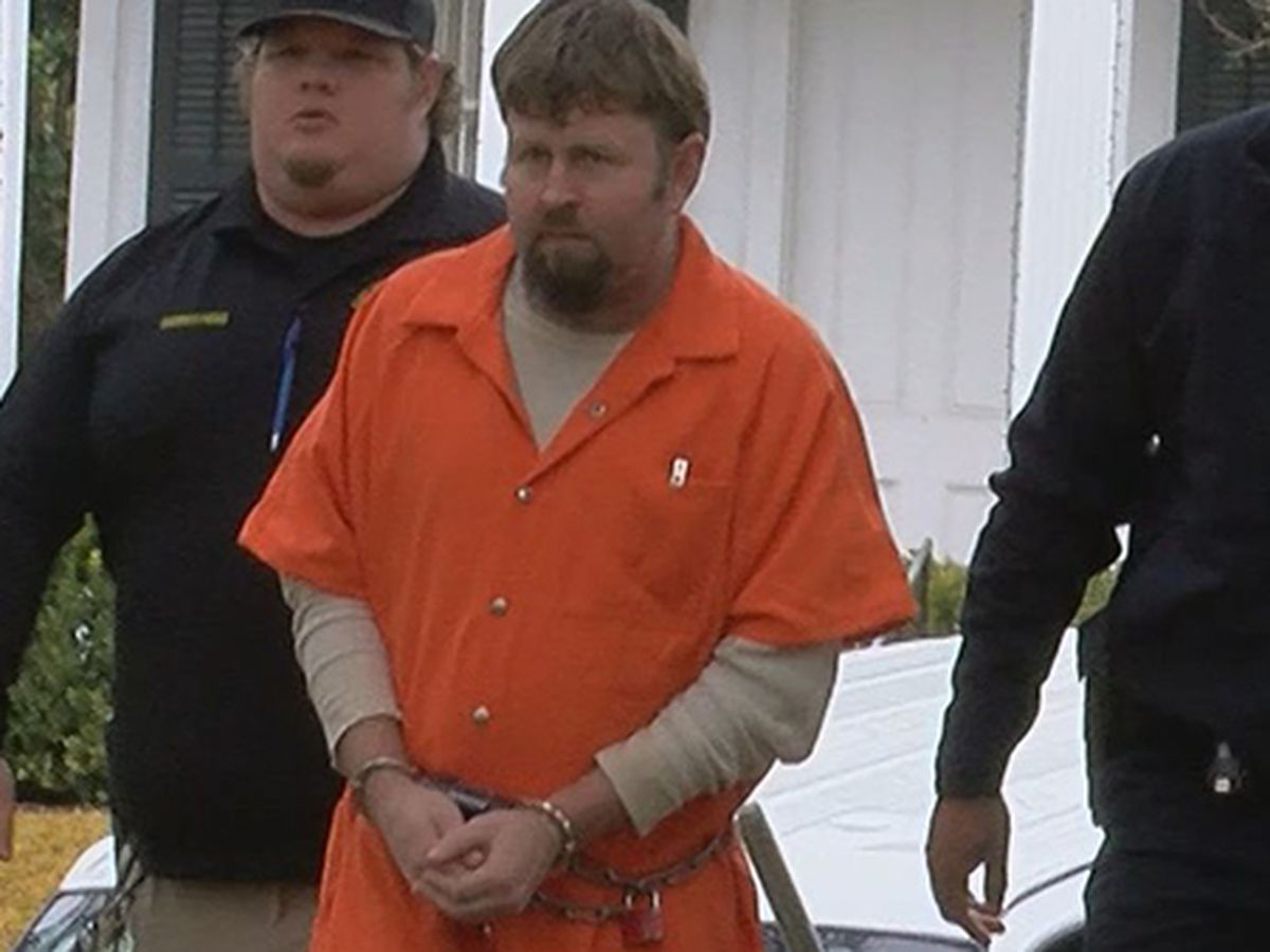 Accused serial killer Ryan Sharpe to appear in court for E. Feliciana murders