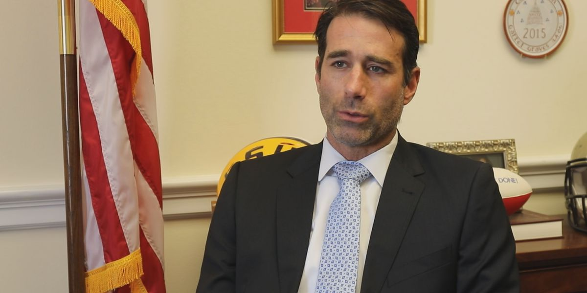 Congressman Graves hosting 'open office hours' to meet with constituents