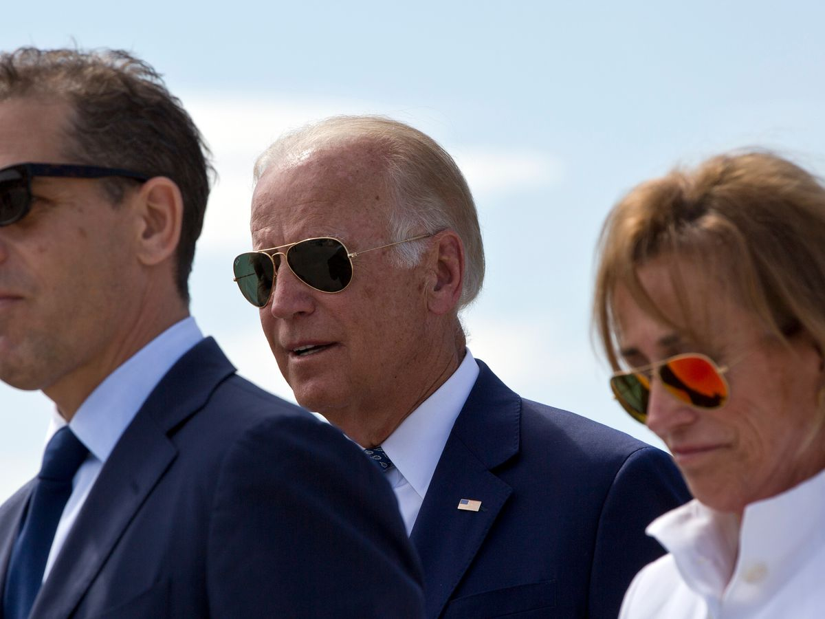 Hunter Biden denies doing anything wrong in Ukraine, China