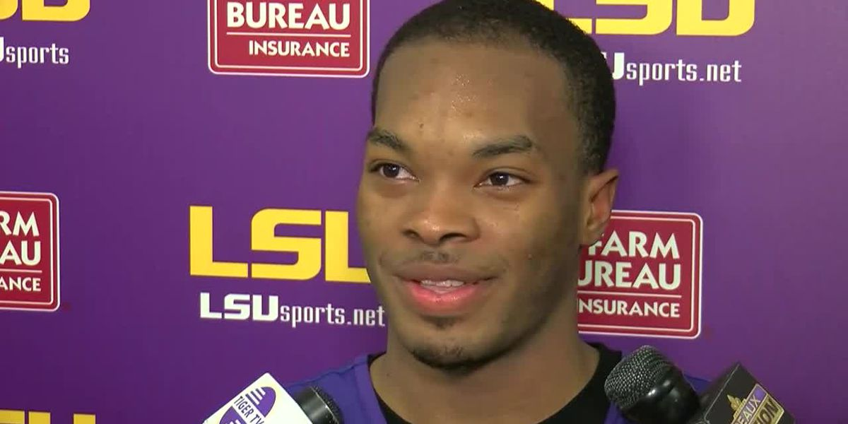 INTERVIEW JaVonte Smart talks about win over Georgia, getting ready for Florida