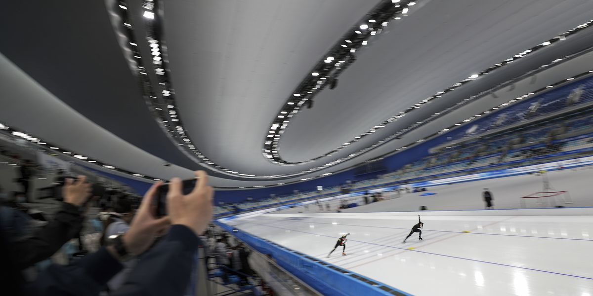 China warns Washington not to boycott Winter Olympics