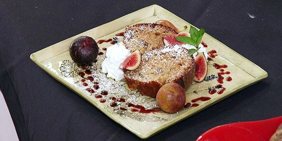 Gâteau de Figue (Fig Cake)