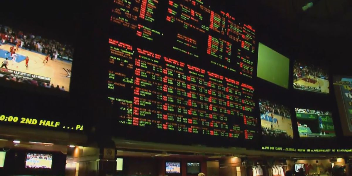Louisiana sports betting bill near final legislative passage