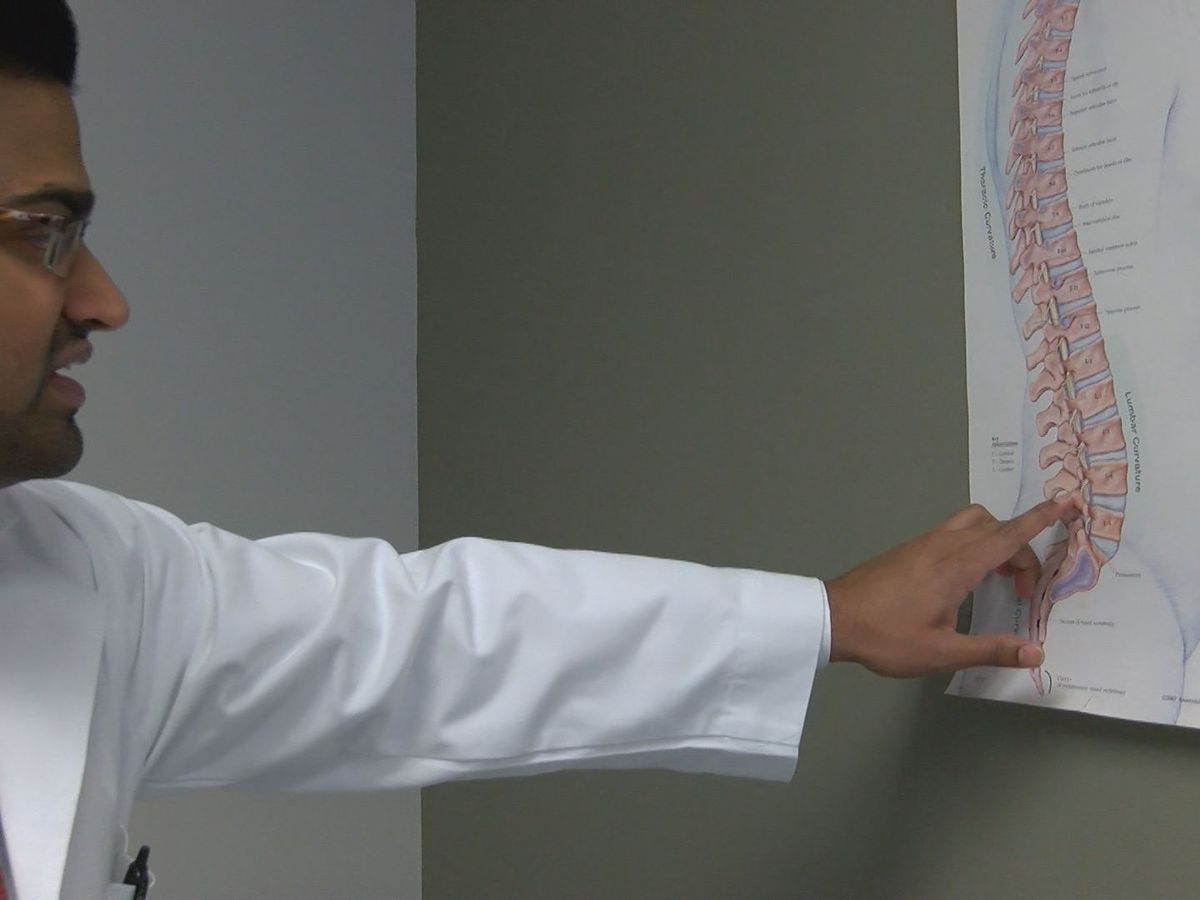 New procedure offers alternative to pain medication