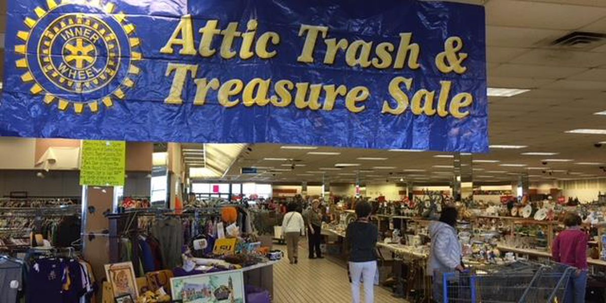 Inner Wheel Club of BR hosts 29th Annual Trash & Treasure Sale