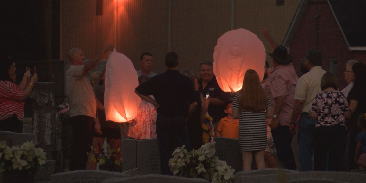 Family of Carroll Breeden honors his memory one year later