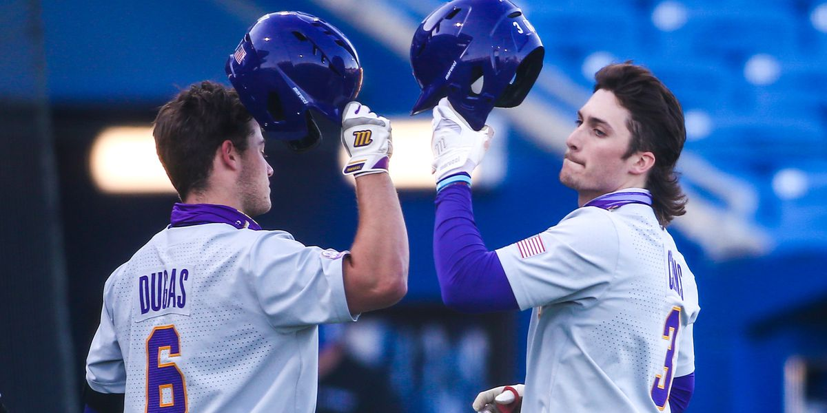 Crews two-run HR lifts LSU past No. 9 Ole Miss 5-4