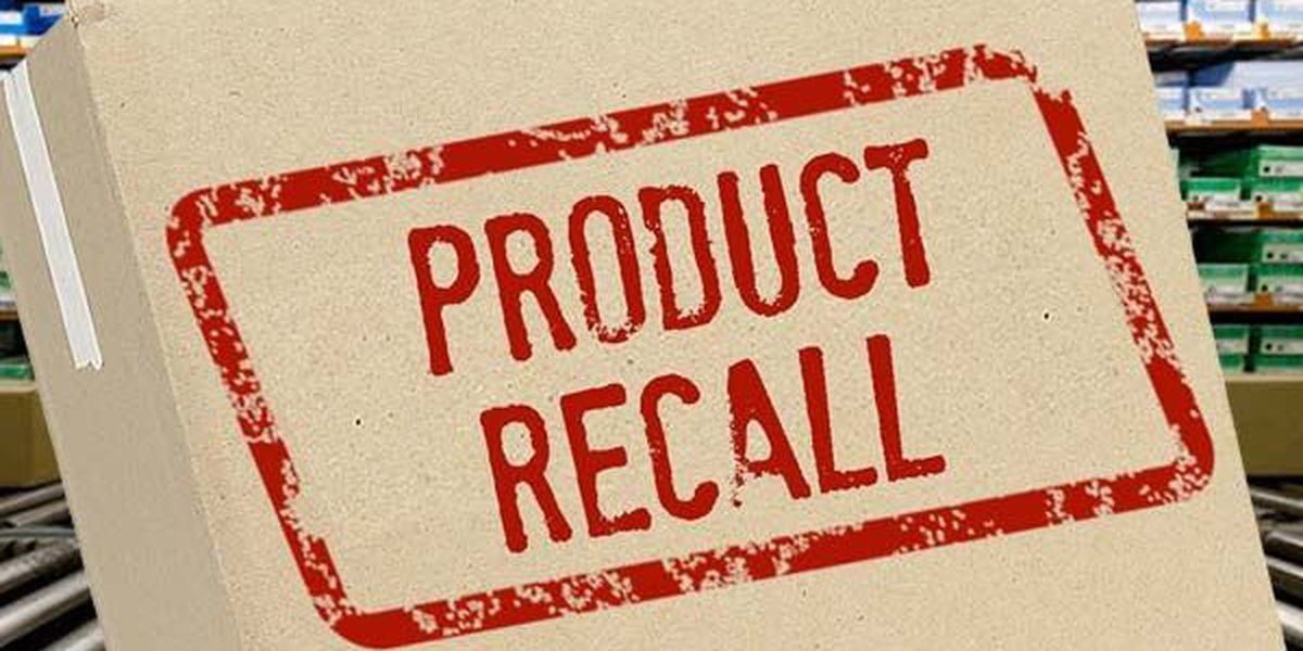 La. AG issues warning to parents about several recalls