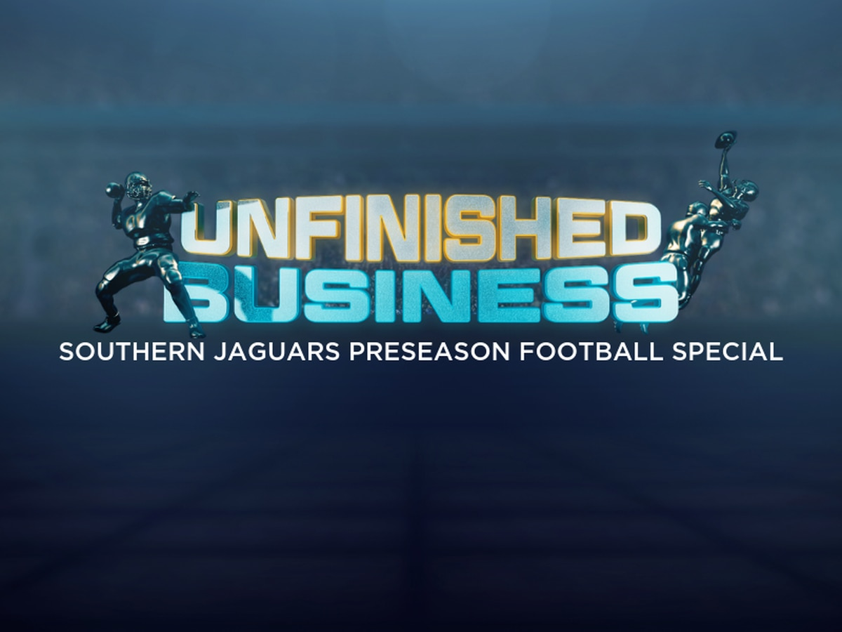 'Unfinished Business' - Preview of the 2019 Southern Jaguars